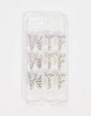 Чехол для iPhone 6/6S/7 & 8 -Белый Skinnydip
