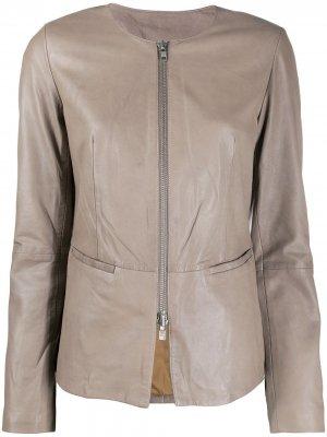 Короткая куртка S.W.O.R.D 6.6.44. Цвет: нейтральные цвета