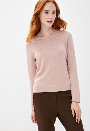 Пуловер Sela. Цвет: розовый