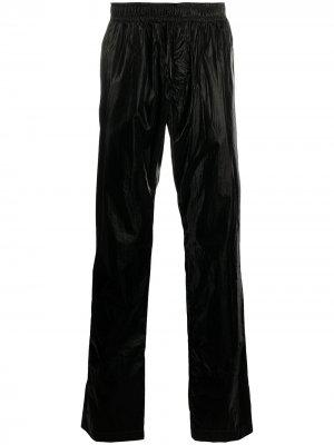 Прямые брюки с эластичным поясом 1017 ALYX 9SM. Цвет: черный