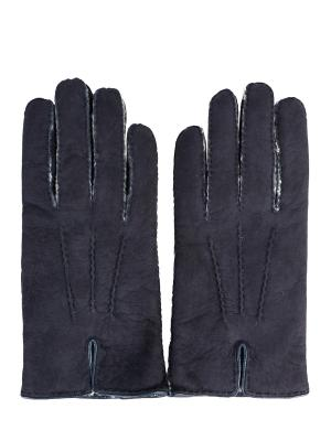 Перчатки SERAPHIN. Цвет: синий