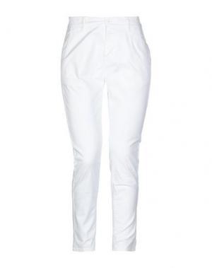 Повседневные брюки BEVERLY HILLS POLO CLUB. Цвет: белый
