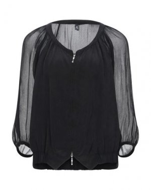 Куртка EUROPEAN CULTURE. Цвет: черный