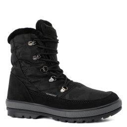 Ботинки 8742 черный ANTARCTICA