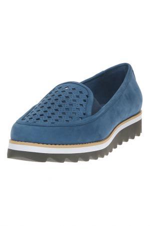 Туфли BALEX GRAND. Цвет: синий