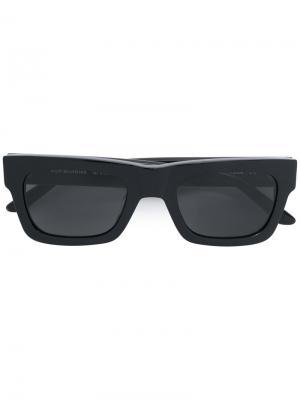 Солнцезащитные очки Greta Sun Buddies. Цвет: чёрный