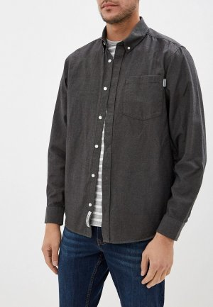 Рубашка Carhartt Dalton. Цвет: черный