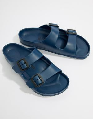 Темно-синие сандалии Arizona EVA-Темно-синий Birkenstock