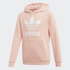 Худи Trefoil Originals adidas. Цвет: белый
