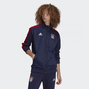 Олимпийка Бавария Мюнхен 3-Stripes Performance adidas. Цвет: красный