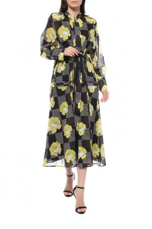 Платье Beatrice. B. Цвет: черный, желтый