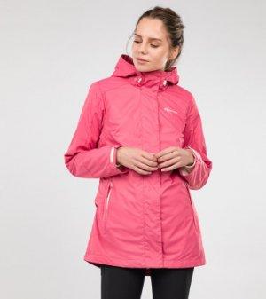 Ветровка женская , размер 46 Outventure. Цвет: розовый