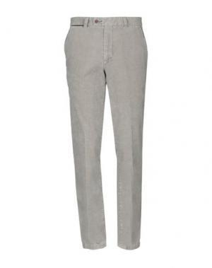 Повседневные брюки DIMENSIONE. Цвет: серый
