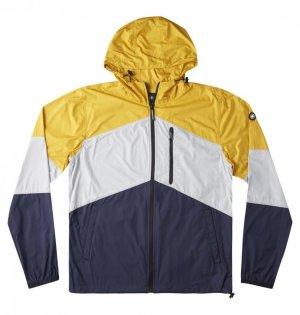 Куртка DC shoes Dagup Block Packable. Цвет: желтый