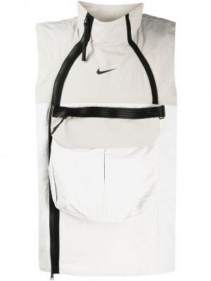 Жилет NSW Tech Pack Nike. Цвет: нейтральные цвета