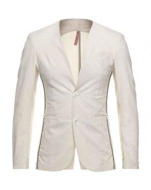 Пиджак OUTFIT. Цвет: белый