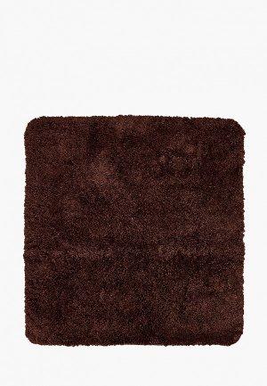 Коврик для ванной Shahintex. Цвет: коричневый