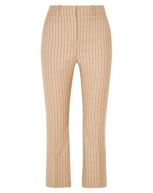 Повседневные брюки ALTUZARRA. Цвет: бежевый
