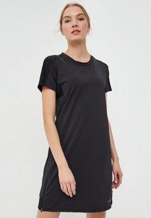 Платье Rukka FANYA. Цвет: черный