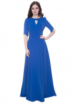 Платье Grey Cat MIHAEL. Цвет: синий