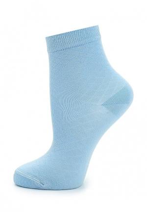 Носки Conte-kids CLASS. Цвет: голубой