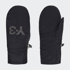 Варежки Y-3 CH3 by adidas. Цвет: черный