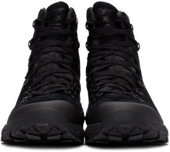 Black Arctic 600 Side-Zip Boots Danner. Цвет: jet black