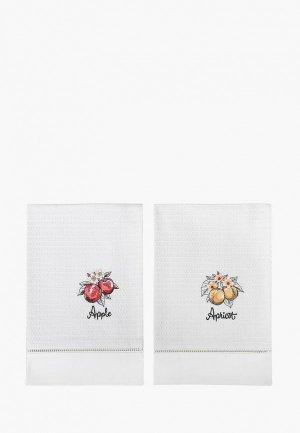 Набор полотенец кухонных Bellehome Apple juice
