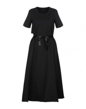 Длинное платье JNBY. Цвет: черный