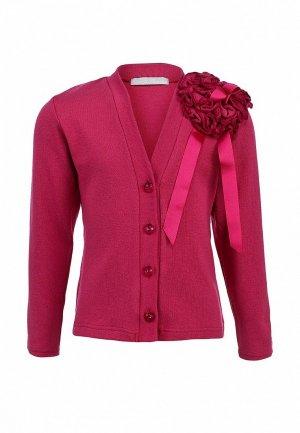 Кардиган Gioia di Mamma GI639EGLE512. Цвет: розовый