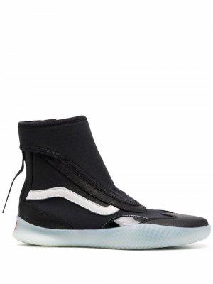 Высокие кроссовки Skoot LX Vans. Цвет: черный