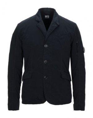Пиджак C.P. COMPANY. Цвет: темно-синий
