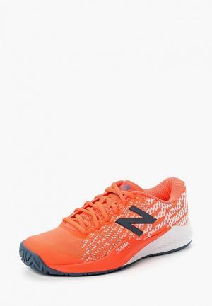 Кроссовки New Balance 996v3. Цвет: оранжевый