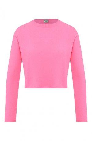 Кашемировый пуловер FTC. Цвет: розовый