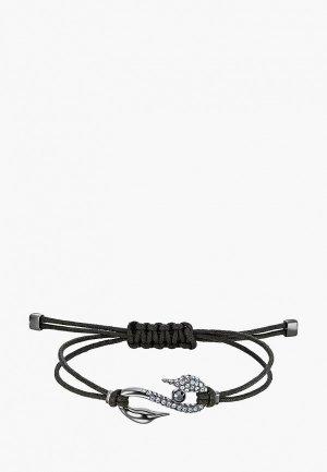 Браслет Swarovski® ImpulseP. Цвет: черный