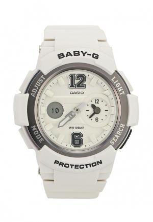 Часы Casio Baby-G BGA-210-7B1. Цвет: белый