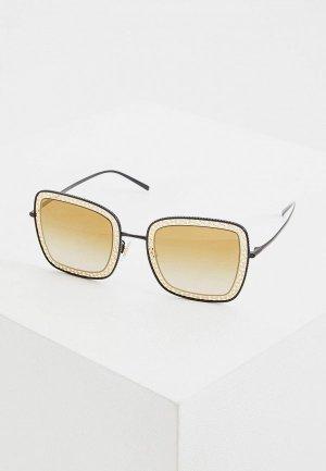 Очки солнцезащитные Dolce&Gabbana 13116E. Цвет: золотой