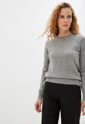 Джемпер Marks & Spencer. Цвет: серый