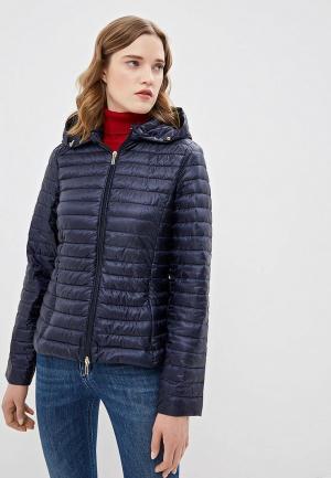 Куртка утепленная iBlues SANDRO. Цвет: синий