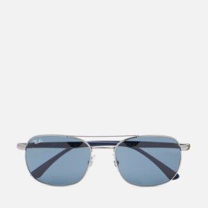 Солнцезащитные очки RB3670 Ray-Ban. Цвет: серый