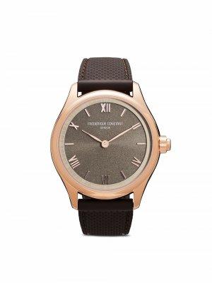 Наручные часы Smartwatch Gents Vitality 42 мм Frédérique Constant. Цвет: нейтральные цвета
