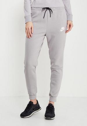 Брюки спортивные Nike Sportswear Womens Pants. Цвет: серый