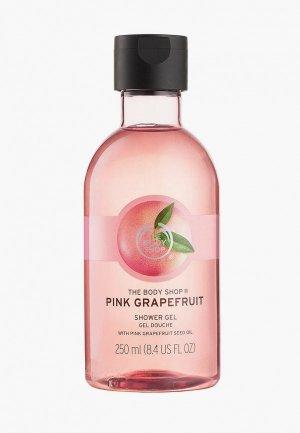 Гель для душа The Body Shop Розовый грейпфрут, 250 мл. Цвет: розовый