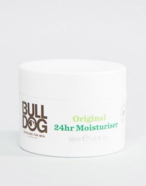 24-часовой увлажняющий крем Original-Бесцветный Bulldog