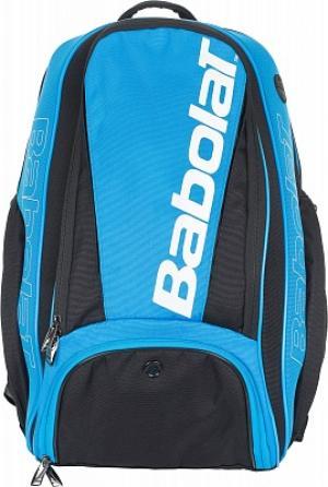 Рюкзак Pure Babolat. Цвет: голубой