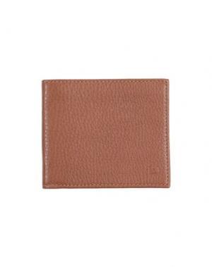 Бумажник LIU •JO. Цвет: коричневый