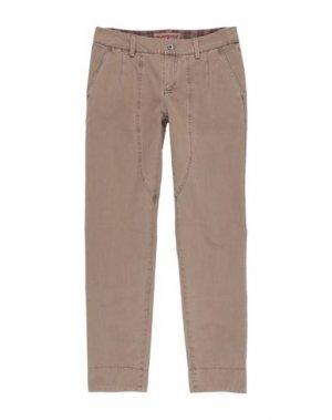 Повседневные брюки CINQUE. Цвет: хаки