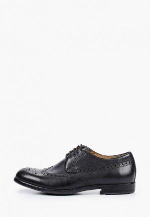 Туфли Franco Bellucci. Цвет: черный