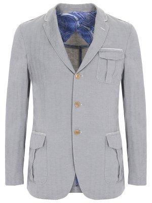 Пиджак в стиле casual ETRO