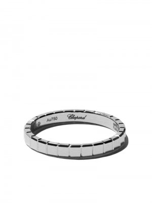 18kt white gold Ice Cube Pure ring Chopard. Цвет: fairmined white gold